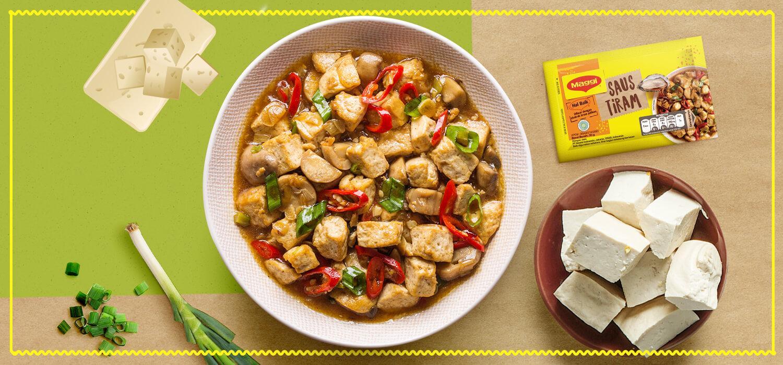 masak yang beda dengan maggi saus tiram