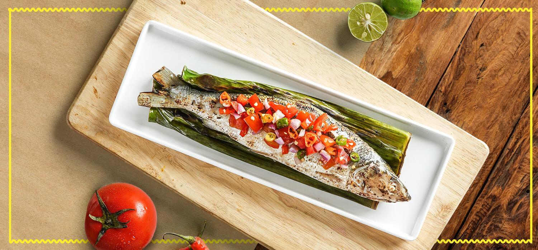 Mau Bikin Ikan Bakar Seenak di Restoran? Perhatikan Hal Ini!