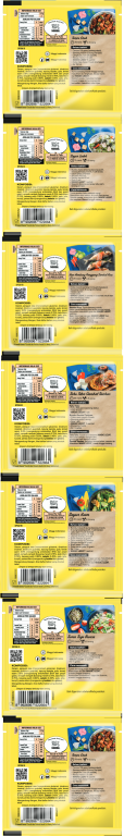 Maggi Magic Lezat Ayam Renceng 12x7g