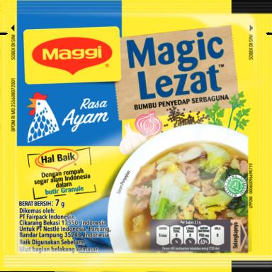 Maggi Magic Lezat Ayam 7g